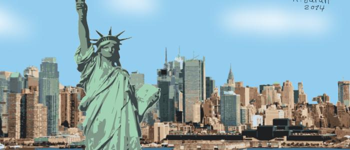 USA-poster-by Raafed.Jarah