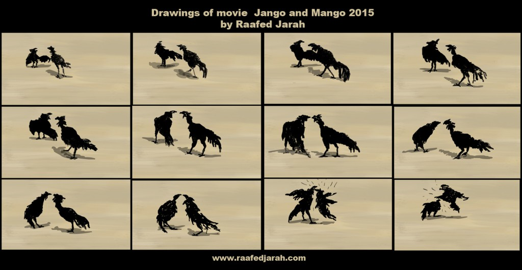 Jango-and-Mango-drawings
