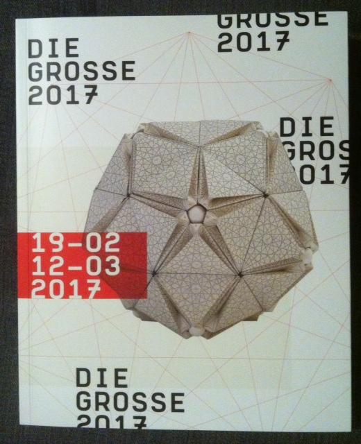 Die Grosse 2017, Museum Kunstpalast Duesseldorf, Germany.